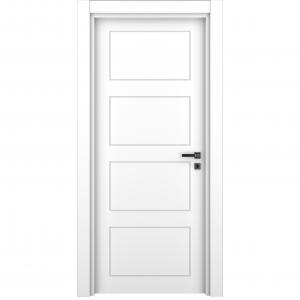lake beyaz ahşap kapı