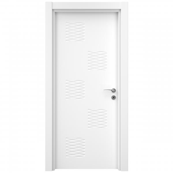 ahşap kapı lake camsız