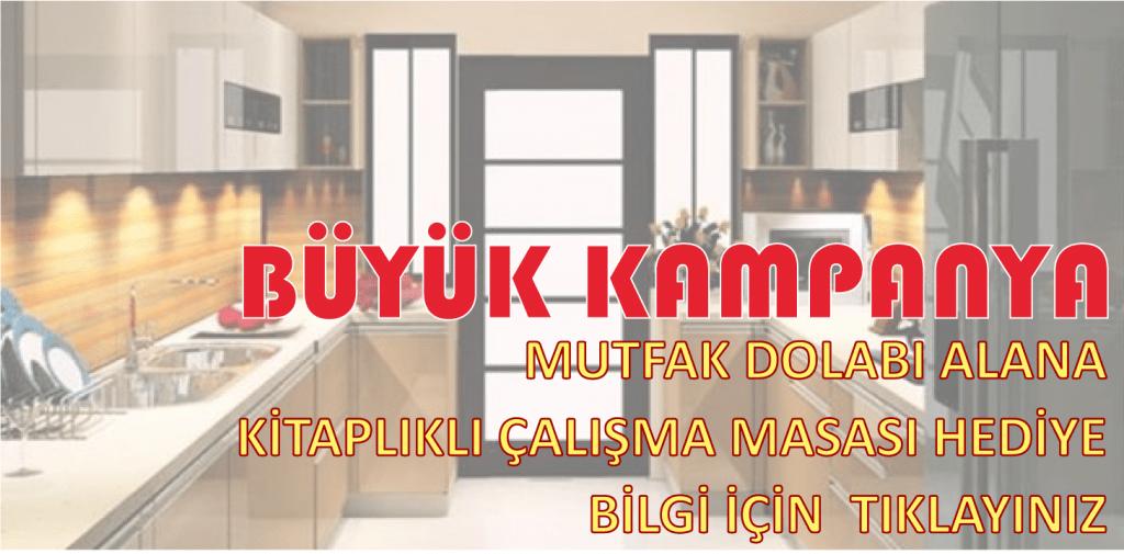 Mutfak Dolabı Kampanya